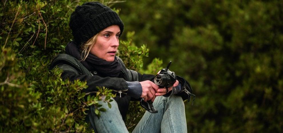 """Diane Kruger 'Oltre la notte': """"Questo film: dal dolore alla gioia"""""""