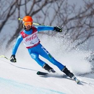 Paralimpiadi, inizio da sogno per gli azzurri: è bronzo per Bertagnolli