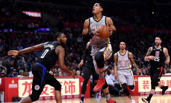 Basket, Nba: Toronto ferma Houston, Golden State non ne approfitta