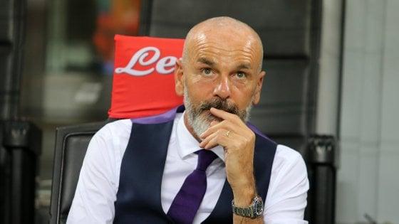 Serie A: Fiorentina Benevento, in memoria di Astori