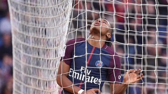 Ligue 1, manita del Psg al Metz per dimenticare la Champions