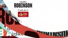 Il programma dell'Arena Robinson per i 5 giorni