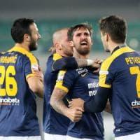 Verona-Chievo 1-0: un gol di Caracciolo riaccende la corsa per la salvezza