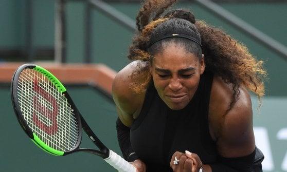Tennis, Indian Wells: Fognini già fuori, Federer fermato dalla pioggia. Derby tra le sorelle Williams al terzo turno