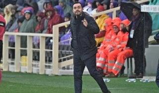 """Benevento, De Zerbi: """"Non eravamo i soliti, tanta commozione"""""""