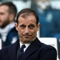 Allegri applaude la sua Juve: