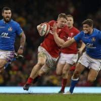 Rugby, Sei Nazioni: Galles-Italia 38-14, azzurri abbonati alla sconfitta