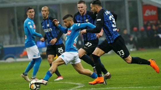 Inter-Napoli 0-0: la Juventus si prende il primato in classifica