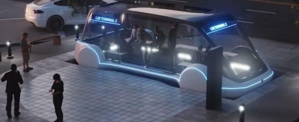 Il bus del futuro? Ecco la visione di Musk per bici e pedoni