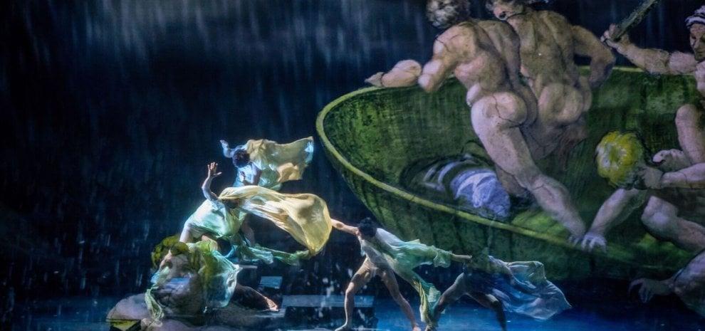 'Giudizio universale', la meraviglia della Cappella Sistina diventa un live show