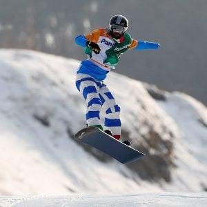 Paralimpiadi da record, l'Italia vince ancora: Pozzerle è argento nello snowboard cross