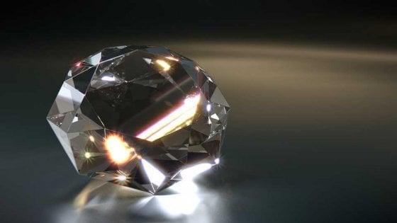 La scoperta: cristalli di ghiaccio d'acqua nascosti nei diamanti