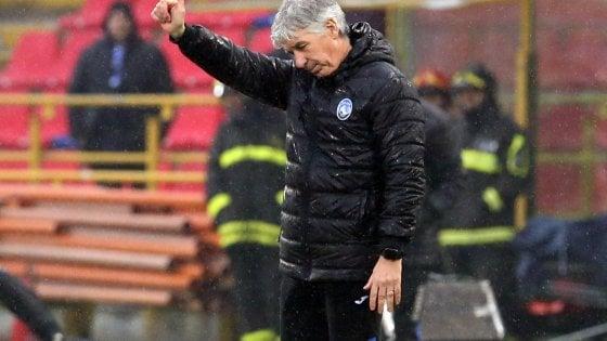 """Atalanta, Gasperini senza pressioni: """"Non siamo noi i salvatori del campionato"""""""