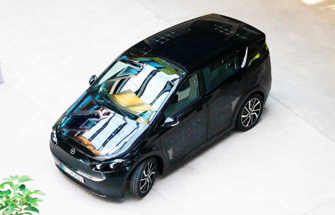 Sion, auto solare in prova per gli italiani