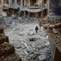 Siria, Save the Children: almeno 37 civili uccisi al giorno, a Ghouta 800 morti da inizio anno