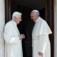 Benedetto XVI, lettera in difesa di Francesco: