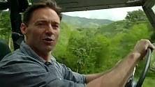 Il cuore di Wolverine: Hugh Jackman canta  per la sua compagnia  di caffè solidale