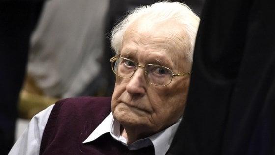Germania: morto a 96 anni Oskar Groening, il contabile di Auschwitz