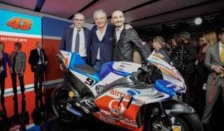 MotoGp, la nuova Pramac Ducati a casa Lamborghini. Petrucci: ''La stagione più importante''