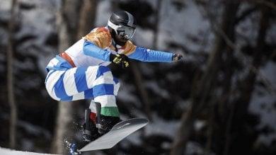 Paralimpiadi da record, l'Italia vince ancora Pozzerle è argento nello snowboard cross