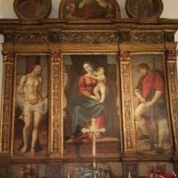 L'Aquila, ritrovate nelle ville in costiera amalfitana le pale d'altare rubate nelle chiese dopo il terremoto