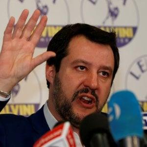 """Salvini all'attacco sui conti: """"Se serve, ignoreremo il tetto del 3%"""". Governo con il M5s? """"Vedremo, mai con il Pd"""""""
