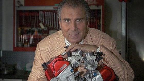 Morto Ivano Beggio, il papà dell'Aprilia: lanciò nella leggenda Rossi e Biaggi