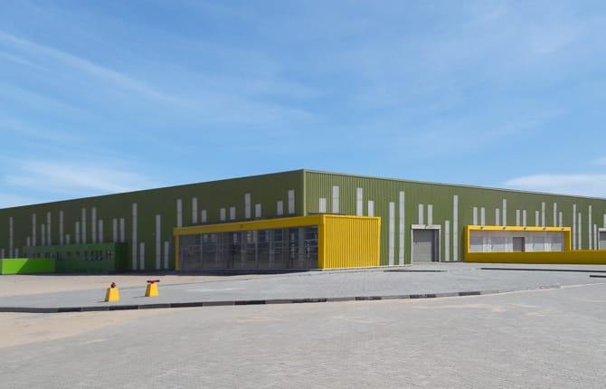 Opel, al via la produzione in Namibia