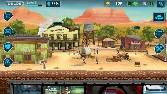 Westworld, aperte le pre-registrazioni al gioco per smartphone