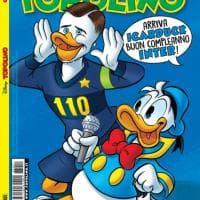 Topolino celebra i 110 anni dell'Inter, arriva Icarduck