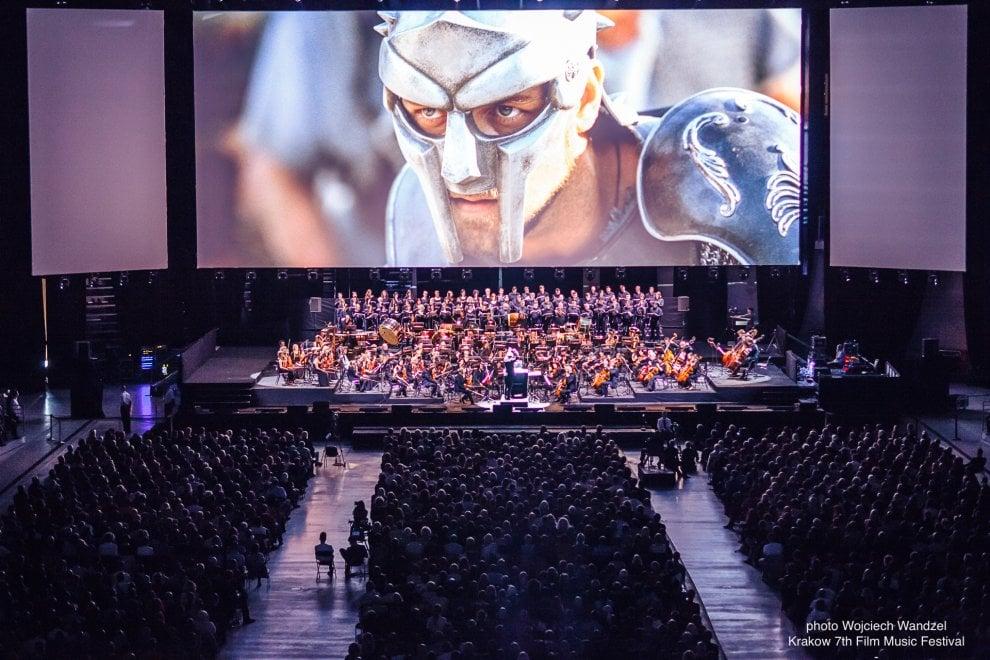 'Il gladiatore' di Ridley Scott al Circo Massimo con l'orchestra dal vivo