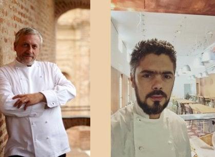 Il genio spiritato e il folletto gentile: la duplice Torino di Davide Scabin e Matteo Baronetto
