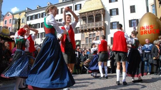 Pasqua a Innsbruck: tradizioni antiche cultura, sport sulla neve, alta cucina