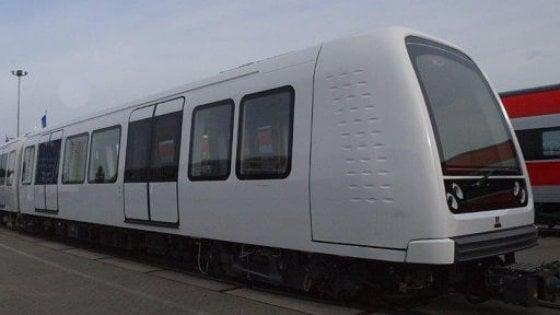 Hitachi Rail Italy, commessa da 50 milioni a Reggio Calabria per i treni della metro di Copenaghen