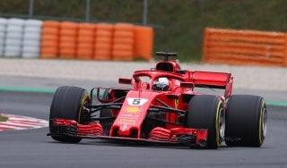 """Formula 1, Vettel: """"Ferrari affidabile e divertente da guidare, sono fiducioso"""""""