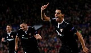 Champions, Manchester Utd-Siviglia 1-2: Montella elimina Mourinho
