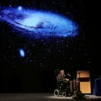 L'Universo di Stephen Hawking, dai buchi neri all'intelligenza artificiale