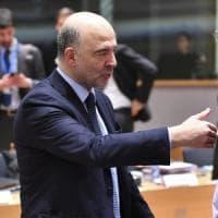"""Moscovici risponde a Salvini: """"Il tetto del 3% è buon senso"""". E tranquillizza """"Italia..."""