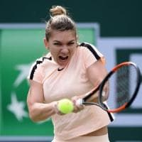 Tennis, Indian Wells: Venus Williams e Halep ai quarti, out Cilic e Sock