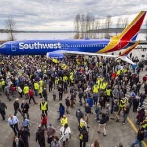 Diecimila 737 prodotti: Guinness dei primati per l'aereo più venduto della storia
