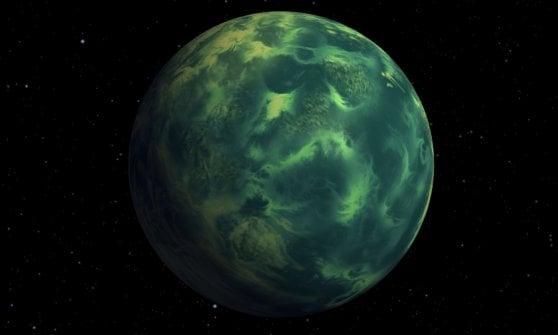 L'atmosfera degli esopianeti ricreata sulla Terra