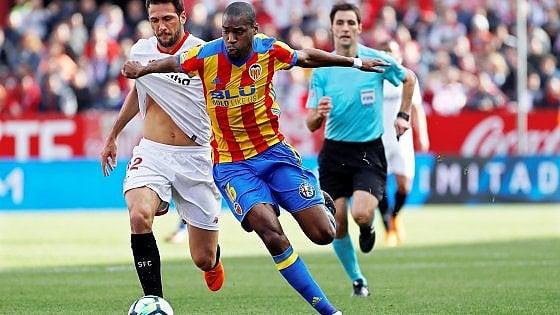 Kondogbia Inter, il Valencia pronto al riscatto