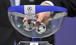 Sorteggio Champions, per Juve e Roma rischio derby italiano ai quarti