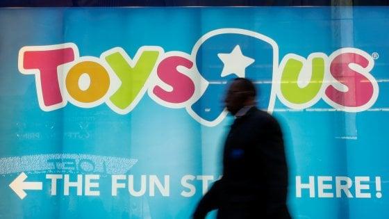 Toys R Us presenta richiesta di chiusura negli Stati Uniti