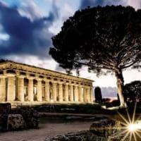 Una cena che ricorderanno i nostri nipoti: parata di stelle nei Templi di Paestum
