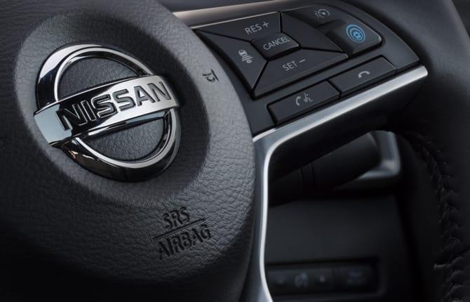 Nissan Qashqai, la guida autonoma si avvicina