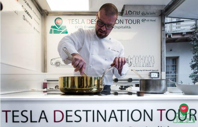 Tesla Destination Tour approda alla MCE di Milano