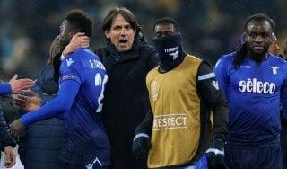"""Lazio, Inzaghi ci crede: """"Arrivare fino in fondo è il nostro obiettivo''"""