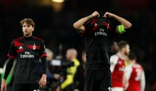 Europa League, Arsenal-Milan 3-1: Calhanoglu non basta, rossoneri eliminati