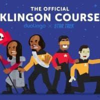 Star Trek mania: adesso puoi imparare il Klingon